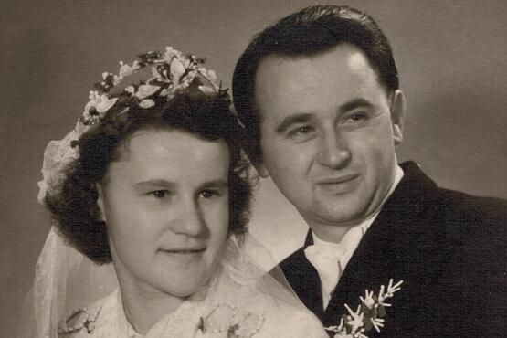 Friederike und Josef Draskovits