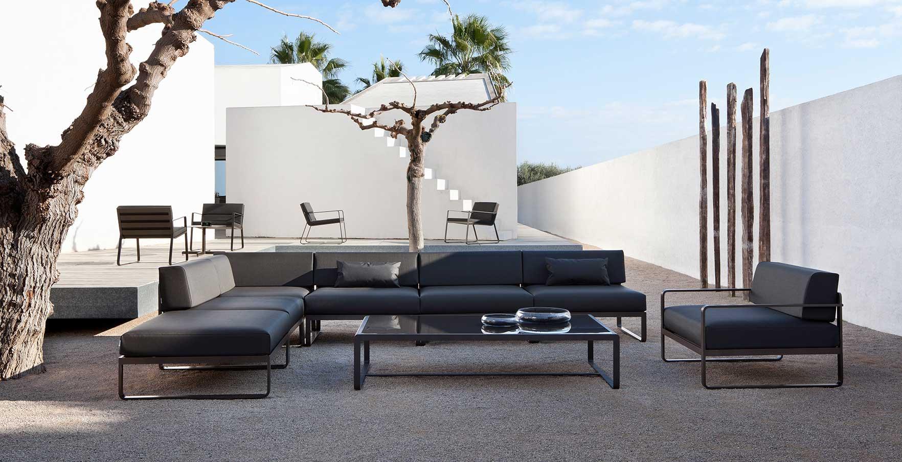 Outdoor Möbel modern Bivaq