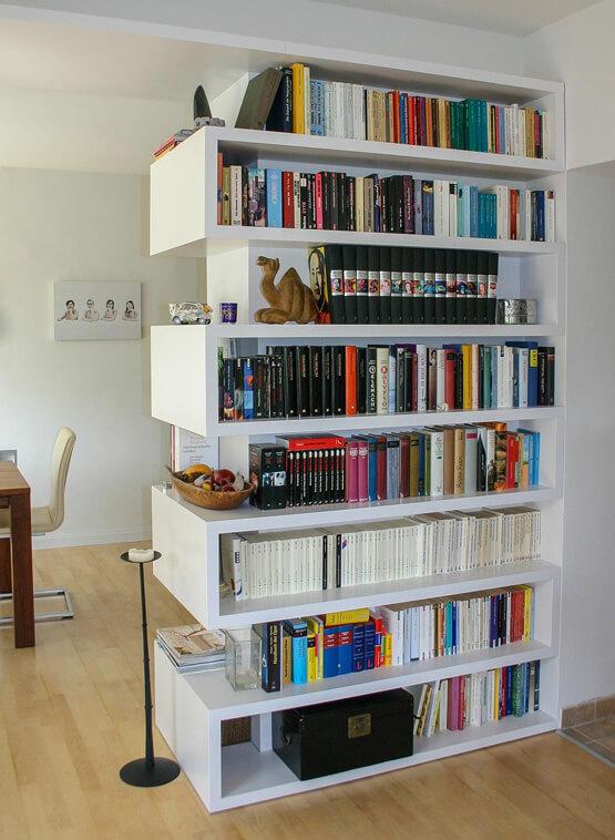 tischlerei ecker b cherwand nach ma tischlerei ecker wien raiding. Black Bedroom Furniture Sets. Home Design Ideas