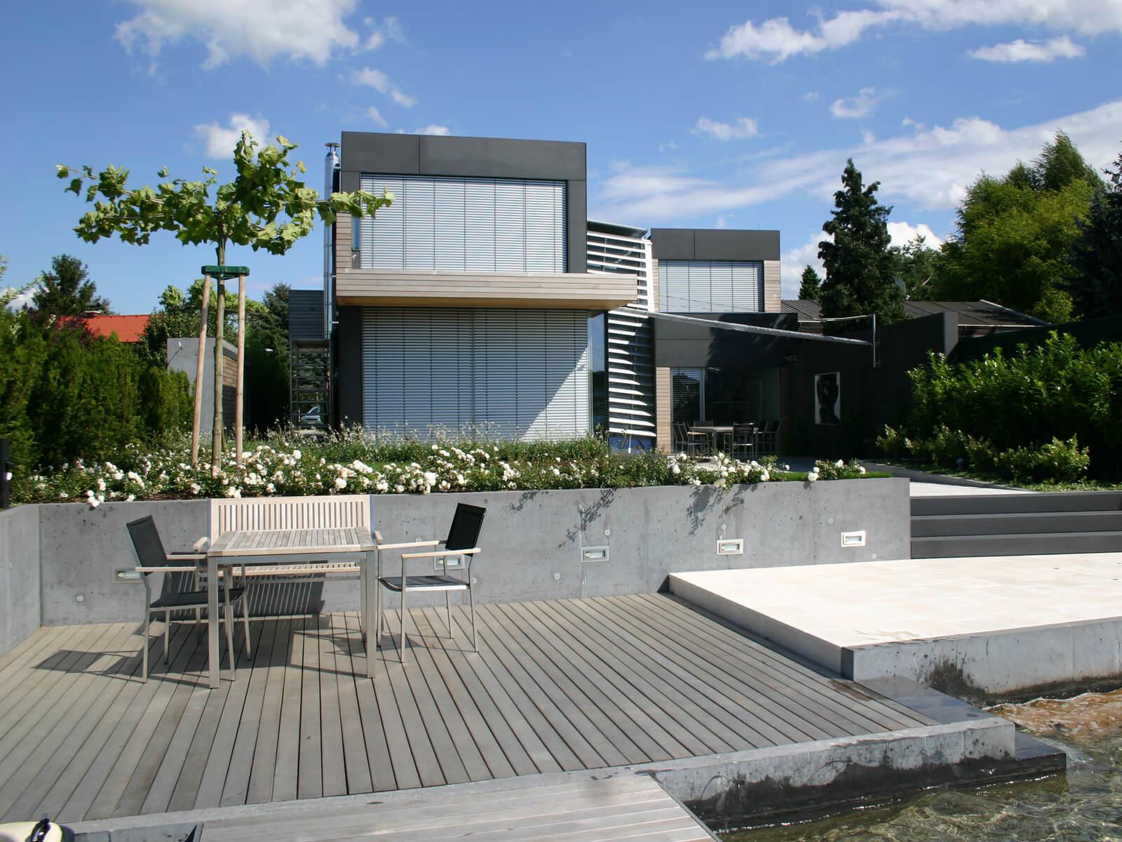 terrassen aus zedernholz unbehandelt. Black Bedroom Furniture Sets. Home Design Ideas
