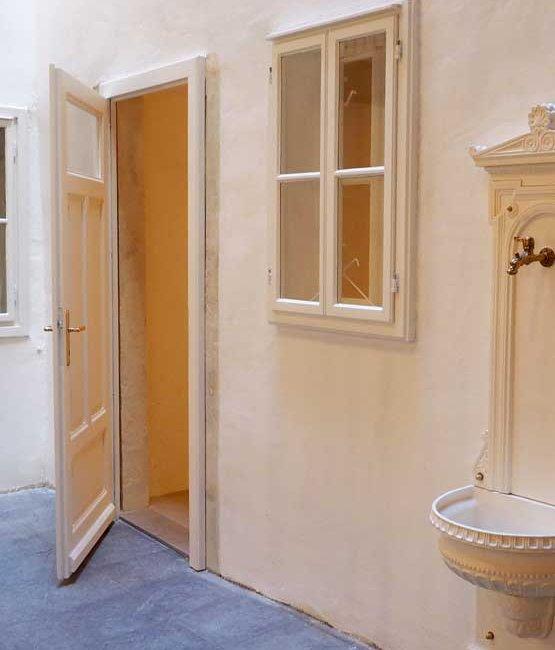 Denkmalschutz Sanierung von Kastenstockfenster, Innentüren Wien