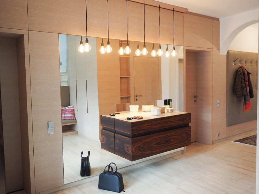 tischlerei ecker vorzimmer erneuerung auf allen linien tischlerei ecker. Black Bedroom Furniture Sets. Home Design Ideas