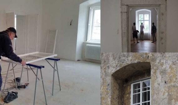 Sanierung Fenster und Türen Klosterneuburg