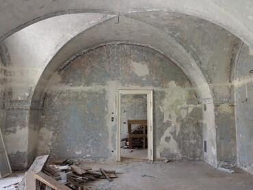 Sanierung unter Denkmalschutz