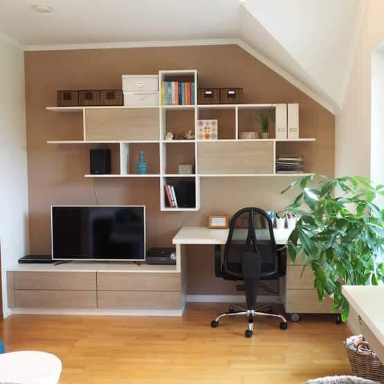 Jugendzimmer Schreibtisch
