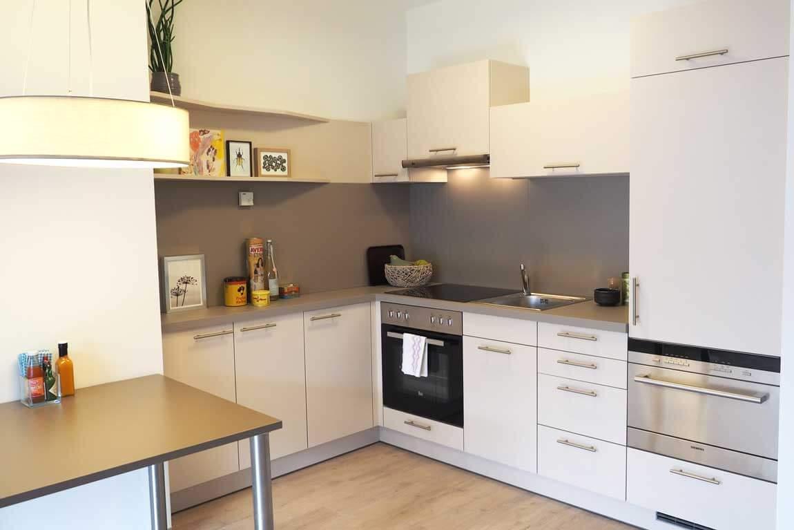 Küche nach maß wien  Tischlerei Ecker   Küche modern & individuell   Tischlerei Ecker ...