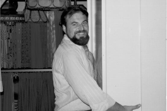 Hans Ecker ca. 1974