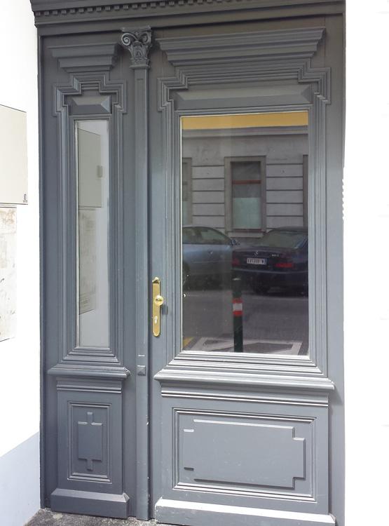 Hauseingangstuer Sicherheitstüre