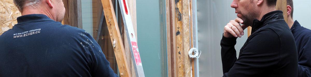 Bodenleger, Einrichtungsprofi, Projektleiter Sanierung gesucht