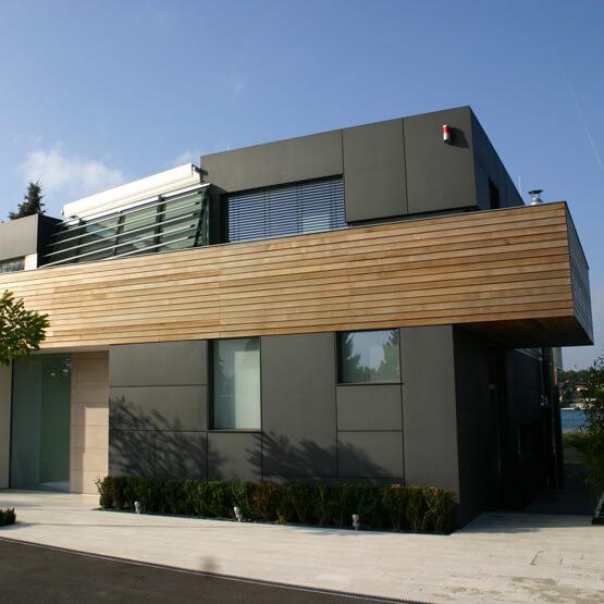 Fassade fibreC