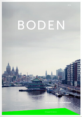 Cover Boden Magazin