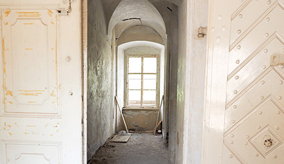 Ecker Leistungen Renovierung Sanierung
