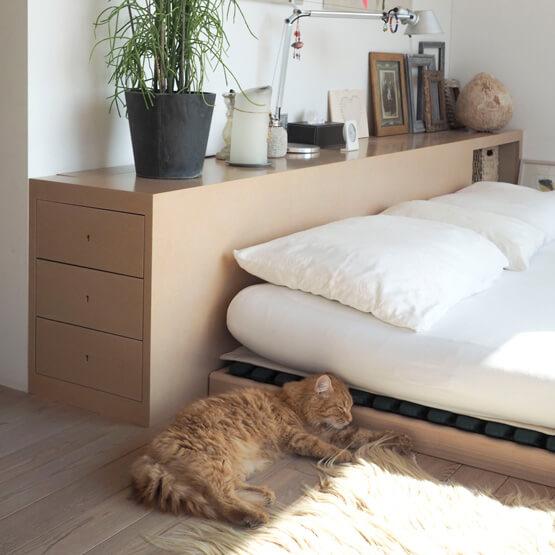 MDF Schlafzimmermoebel