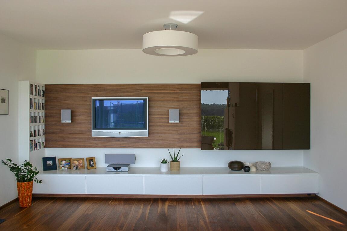 Multimediaelement Wohnzimmer