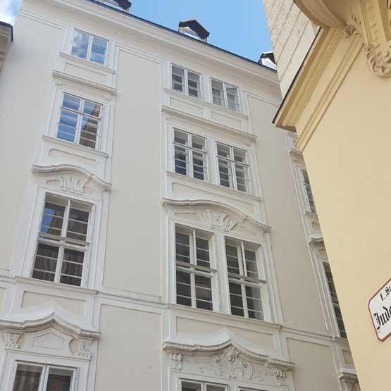 Fensterrenovierung Wien 1010