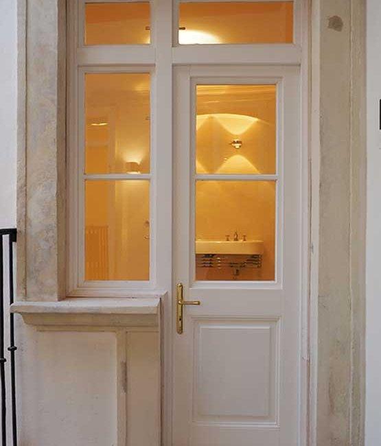Denkmalschutz Fenstersanierung Kastenstockfenster, Innentüren Wien