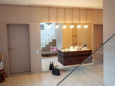 Vorzimmer modern mit Retro Charme