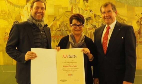 25 Jahre Tischlerei Ecker in Wien