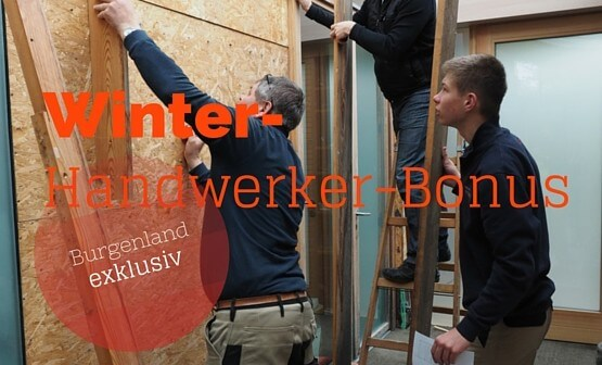 Winter-Handwerker-Bonus