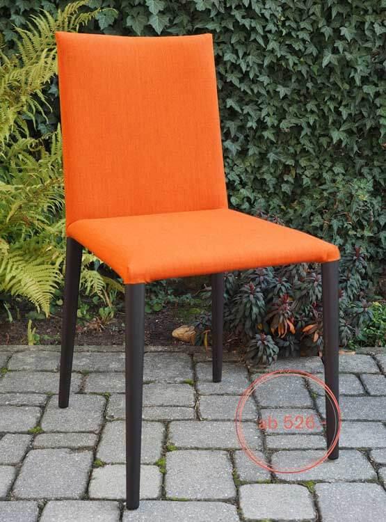Moderne Stühle Norma Beine in Wenge