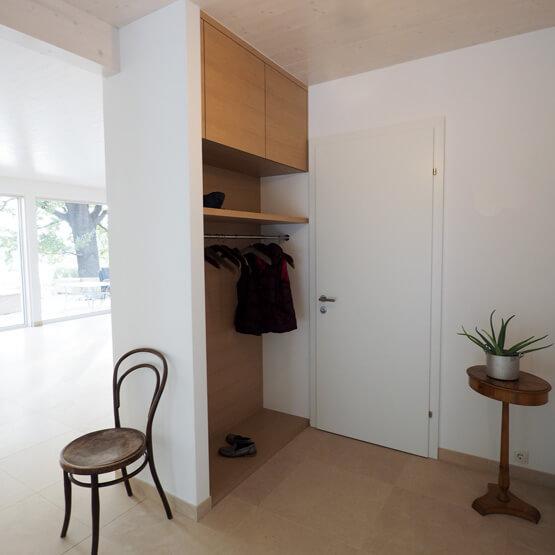 Vorzimmer minimalistisch