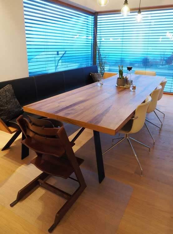 Tisch modern nach Maß