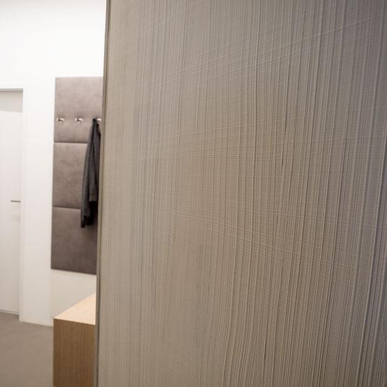 Kerakoll Design House handgemachte Oberflächen Türe