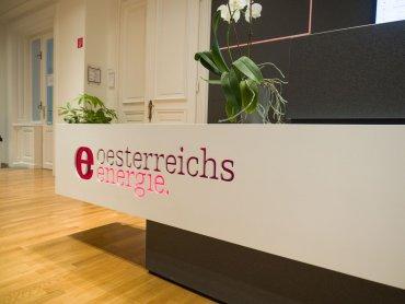 Bürodesign Wien Empfangspult