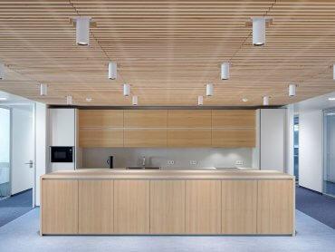 Büro Küche Weißtanne Wien Klimafonds